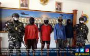 Lantamal XIII Tarakan Sikat Empat Perompak - JPNN.COM