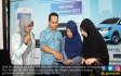 Jelajah Kota Makassar Dengan Aplikasi MY Blue Bird - JPNN.COM