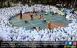 Aksi Mengutuk Pembantaian Etnis Rohingya - JPNN.COM