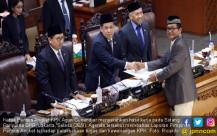 Laporan Hasil Kerja Pansus Angket KPK Ke Paripurna DPR - JPNN.COM