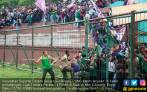 Untuk Sementara Prajurit TNI Dilarang Masuk Stadion - JPNN.COM