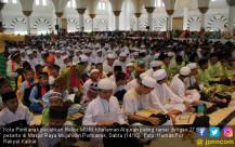 Pontianak Pecahkan Rekor Muri Khatam Alquran - JPNN.COM
