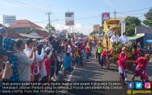 Karnaval Nadran di Cirebon - JPNN.COM