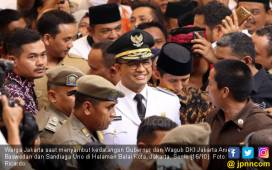 Masa Istana Ketakutan sama Gubernur DKI Jakarta - JPNN.COM