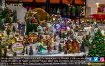 Aksesoris Natal, Christmas Village - JPNN.COM
