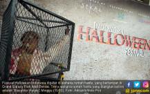 Festival Hallowen Hadirkan Wahana Rumah Hantu - JPNN.COM