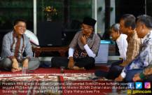 Presiden PKS Kunjungi Dahlan - JPNN.COM