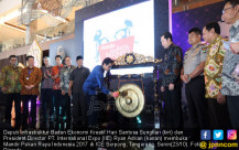 Pembukaan Mandiri Pekan Raya Indonesia 2017 - JPNN.COM
