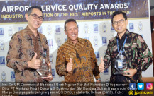 Angkasa Pura I Raih Airport Service Quality (ASQ) Award 2016 - JPNN.COM