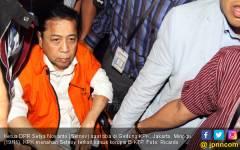 Ketua DPR Setya Novanto Ditahan KPK - JPNN.COM