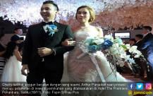 Sahh!! Cherly Chibi Resmi Menikah Dengan Arthur Panjaitan - JPNN.COM
