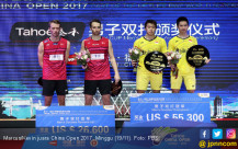 Marcus/Kevin Juara China Open 2017 - JPNN.COM