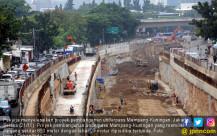 Penyelesaian Proyek Underpass Mampang-Kuningan - JPNN.COM