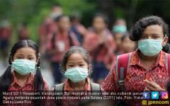 Abu Vulkanik Menerjang, Warga Bali Waspada - JPNN.COM