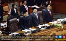 DPR Sahkan UU Kepalangmerahan - JPNN.COM
