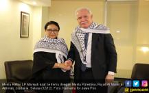 Menlu Retno Temui Menlu Palestina - JPNN.COM