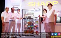 Sharp Luncurkan Lemari Es Grand Verto - JPNN.COM