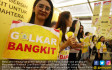 Aksi Dukung Golkar Bersih - JPNN.COM