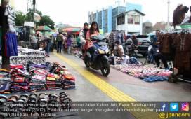 PKL di Tanah Abang Diprotes, Taufik: Lihat Kedubes AS Dong - JPNN.COM