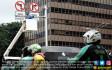 Rambu-rambu Larangan di Thamrin Mulai Dicabut - JPNN.COM