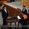 Pelantikan Ketua DPR Bambang Soesatyo - JPNN.COM