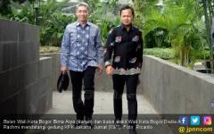 Bima Arya dan Dedie A Rachmi Serahkan LHKPN Ke KPK - JPNN.COM