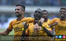 Sriwijaya FC Hajar PSM Makassar 3-0 - JPNN.COM