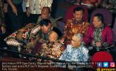 Ketum PPP Djan Faridz Hadiri HUT Megawati - JPNN.COM