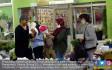 Valentine Day, Pasar Bunga Diserbu Warga - JPNN.COM