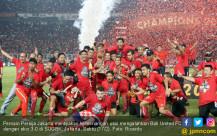 Persija Jakarta Juara Piala Presiden 2018 - JPNN.COM