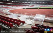 Pagar di Stadion Utama GBK Rusak - JPNN.COM