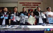 Polda Metro Jaya Ungkap Sindikat Skimming ATM - JPNN.COM