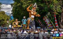 Ogoh-Ogoh Ramaikan Kota Manado - JPNN.COM