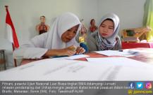 Ujian Nasional Luar Biasa Tingkat SMA - JPNN.COM