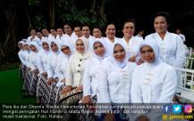Dharma Wanita Kemenhan Rayakan Hari Kartini - JPNN.COM