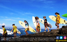 Lombok Surf Girl Community - JPNN.COM