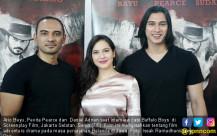 Ario Bayu, Pevita Pearce dan Daniel Adnan - JPNN.COM