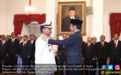 Jokowi Lantik Kasal Laksamana TNI Siwi Sukma Adji - JPNN.COM
