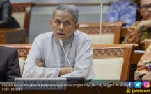Kepala Badan Pelaksana Badan Pengelola Keuangan Haji (BPKH) Anggito Abimanyu - JPNN.COM