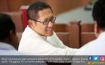 Anas Urbaningrum Jalani Sidang PK - JPNN.COM