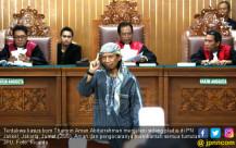 Aman Abdurrahman Jalani Sidang Pledoi - JPNN.COM