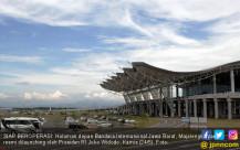 Jokowi Resmikan Bandara Internasional Jawa Barat - JPNN.COM