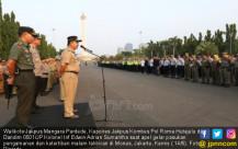 Apel Gelar Pasukan Pengamanan Malam Takbiran - JPNN.COM
