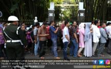 Open House Jokowi Mengular - JPNN.COM