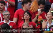 Georgina Rodriguez Saksikan Aksi Ronaldo - JPNN.COM