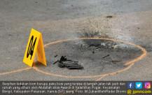 Polisi Olah TKP Kasus Ledakan Bom Bangil - JPNN.COM