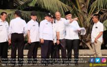 Wagub Tinjau Proyek Revitalisasi Banten Lama - JPNN.COM