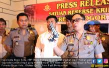 Polresta Bogor Gulung Para Pelaku Kriminalitas - JPNN.COM