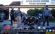 Polres Mataram Cokok Pelaku Pencurian di Masjid - JPNN.COM