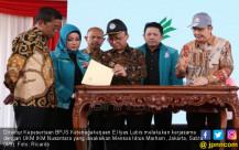 BPJS Ketenagakerjaan Resmi Lindungi Para Pengusaha Kecil Nusantara - JPNN.COM